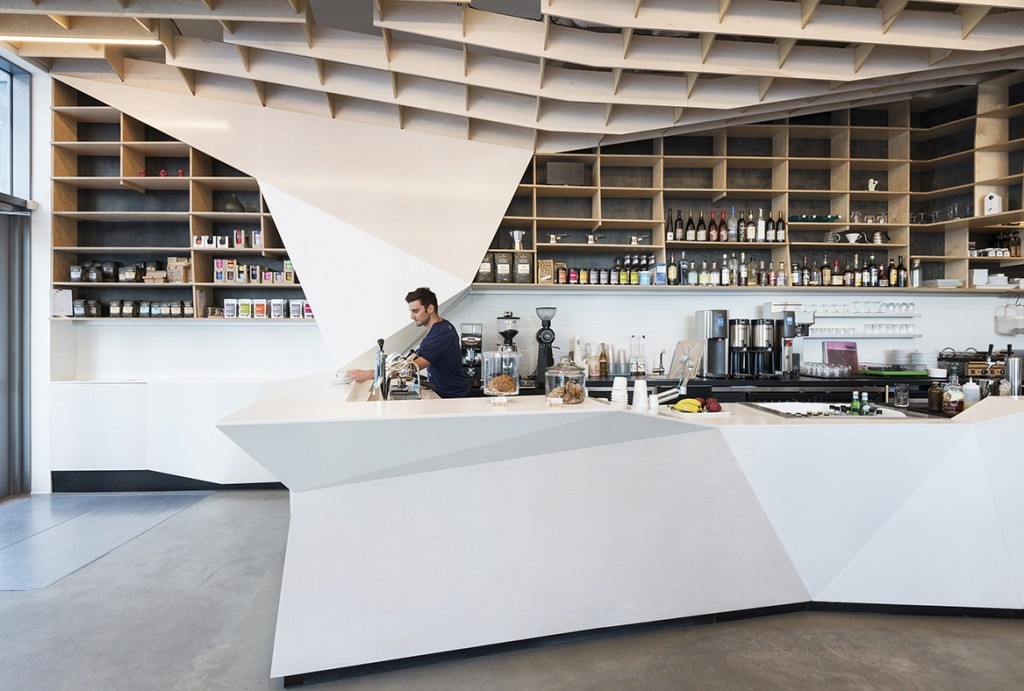 Phaedrus Studio's Odin Bar + Café in Toronto