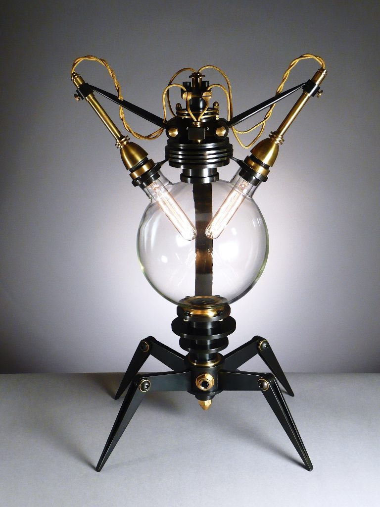 MAD Gallery - Machine Lights by Frank Buchwald