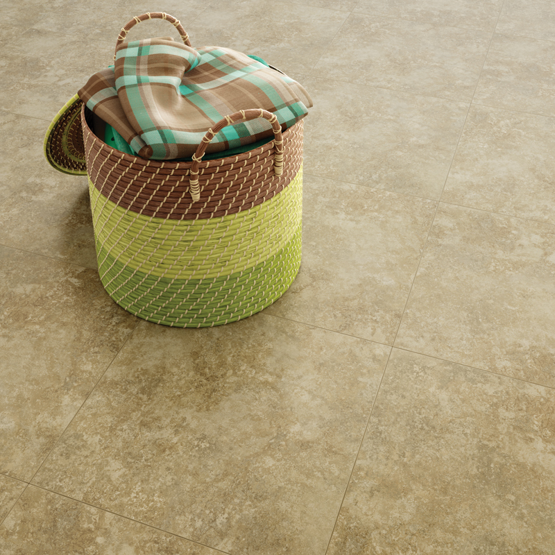 American Biltrite -- TecCare Timeless Travertine