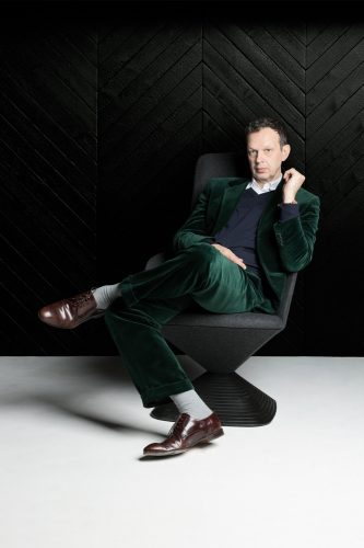 Tom Dixon Portrait. Image Courtesy of Tom Dixon