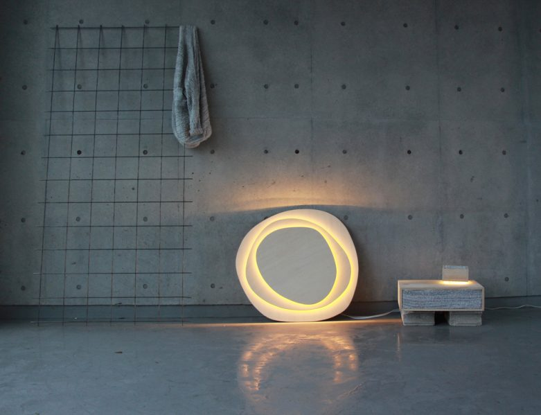Lightbound by EmiliaTapprest, Aalto University (Finland) Photo credit: Dubai Design Week