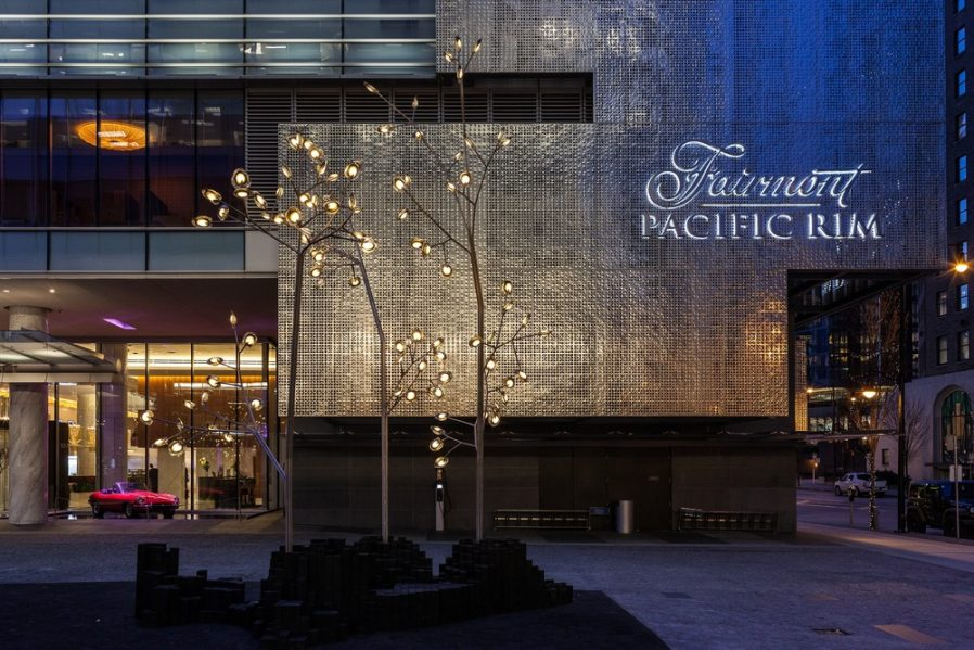 Fairmont Pacific Rim Unveils New Collection Of Guest Suites