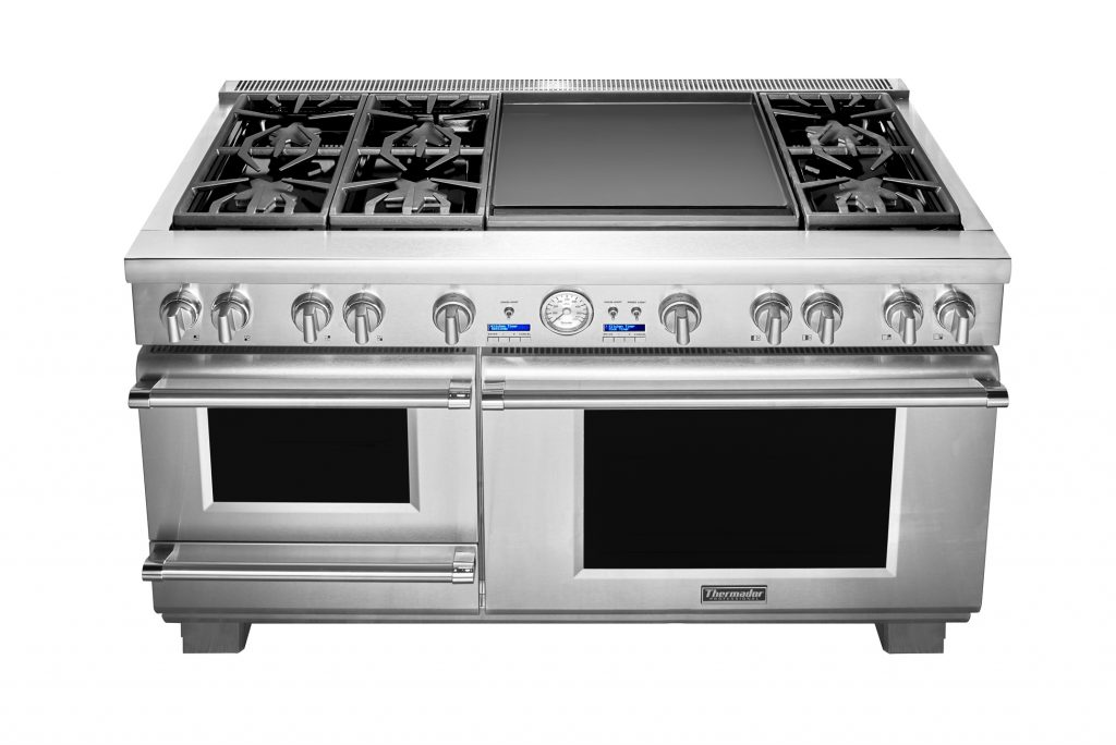 60-Inch Pro Grand Steam Range