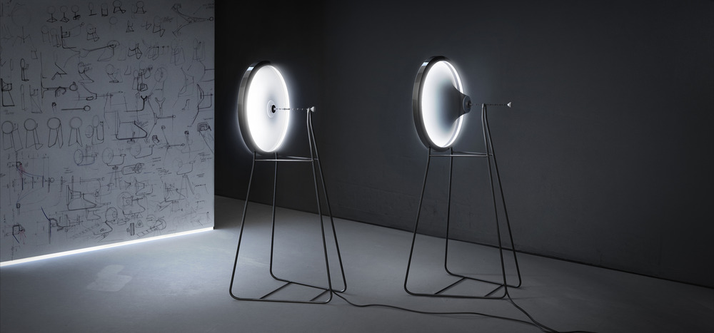 Established Winner - 'Black Hole Lamp' by Dario Narvaez + Anthony Baxter from New York, NY, USA. Photo credit: L A M P