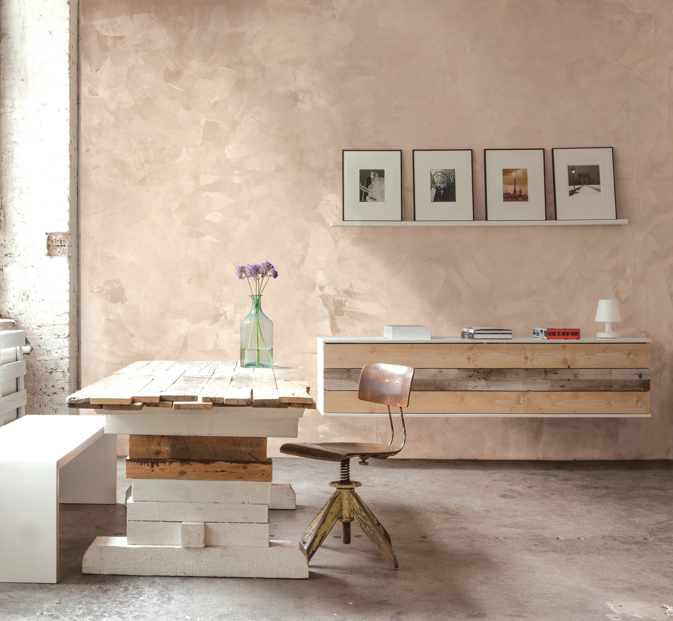 Dulux paints launches new products that produce silky layered and metallic effects