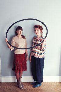 Arianna Lelli Mami et Chiara Di Pinto - Studiopepe. Photo credit: Andrea Ferrari