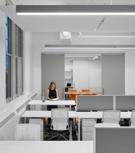 Because ARIDO's ROI initiative was pro bono down the line, Sketch management was able to direct capital funds away from office refurbishment and towards vital programming. Photo by Steve Tsai Photography