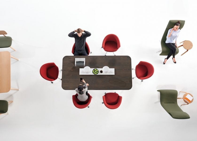 The Zones furniture collection.
