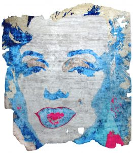 ANDY WARHOL Marilyn, 1967 Design by Calle Henzel