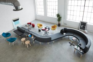 Hangout Collection by Keilhauer