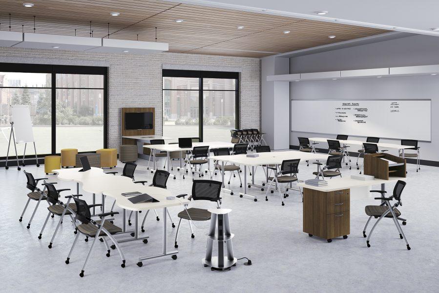 Maneuver, National Office Furniture.