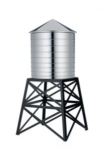 Daniel Libeskind's Water Tower container.
