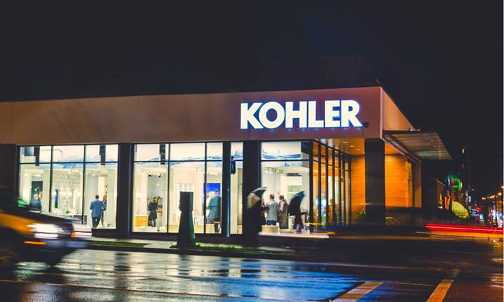 Canada S First Kohler Signature Store Opens In Vancouver