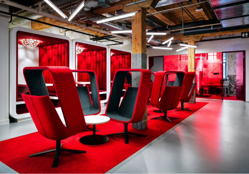 Google Office Design Ideas