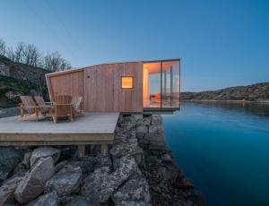 IDA Architectural Design of the Year: Snorre Stinessen / Stinessen Arkitektur Photo credit: Manshausen Island Resort