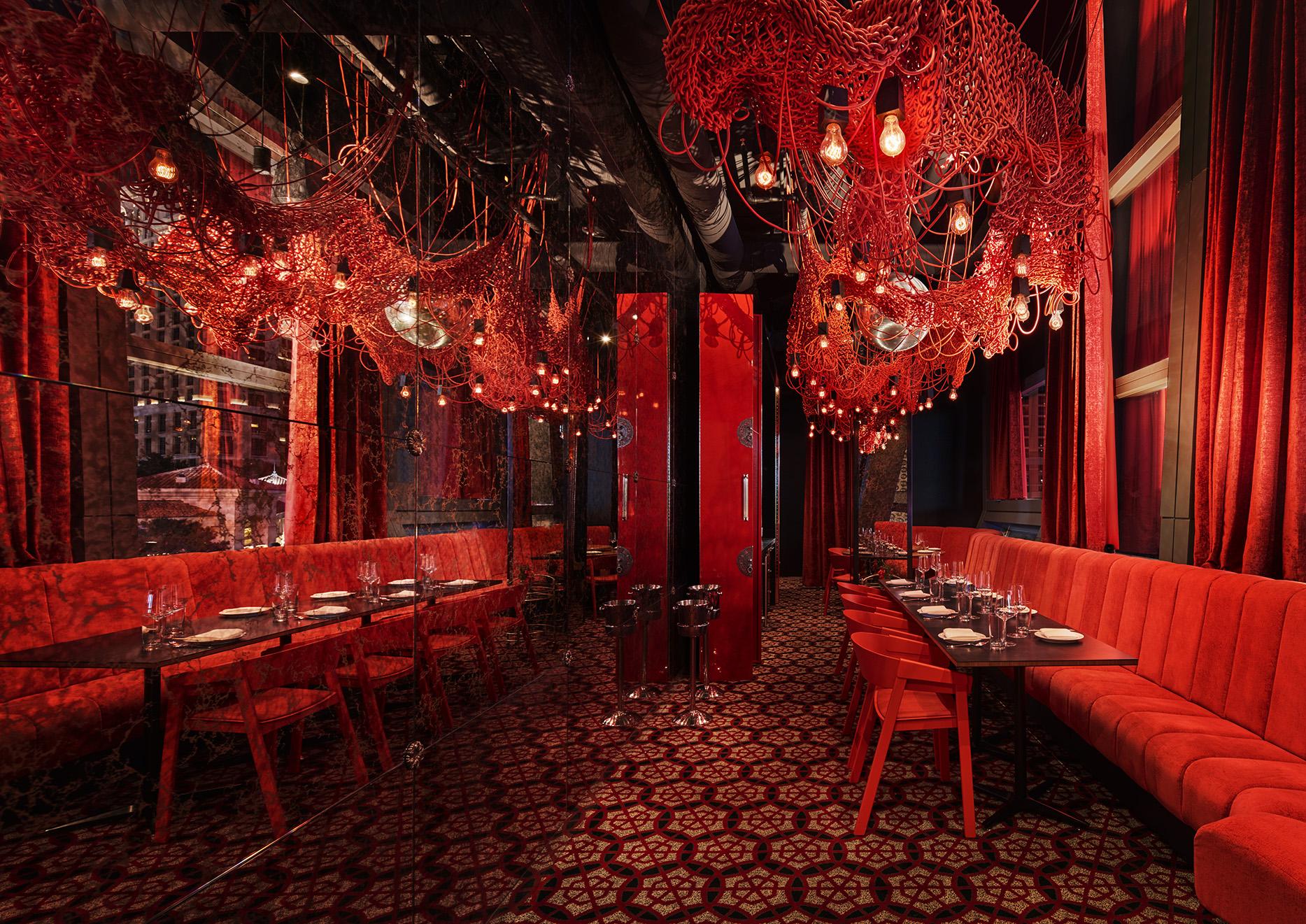 Momofuku Las Vegas, DesignAgency