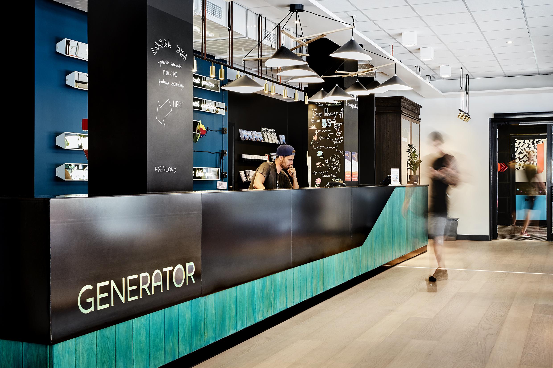 Generator Steckholm, DesignAgency