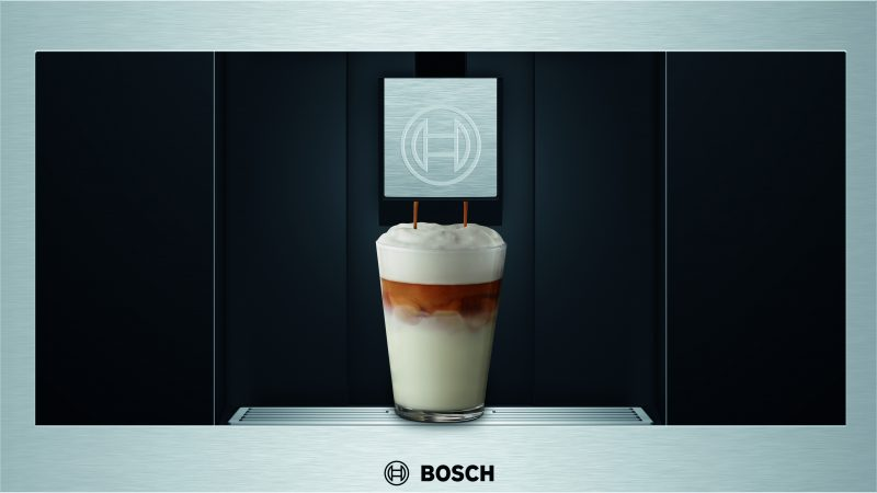 Home Connect Built-In Coffee Machine, Bosch