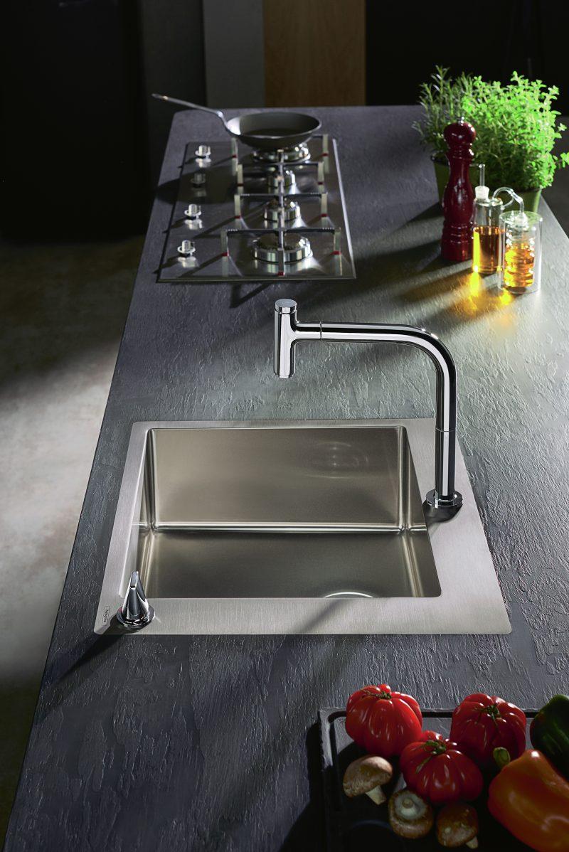 Kitchen Sink, Hansgrohe