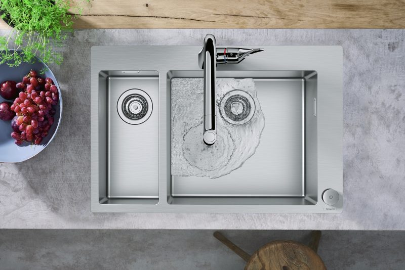 Kitchen Sink, Hansgrohe